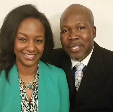 Ian and Keisha Smith